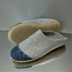 45 slippers with reinforced...