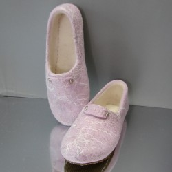 """37 40 Slippers """"Mysterious brook"""""""
