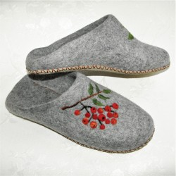 "40 slippers ""Rowan"""