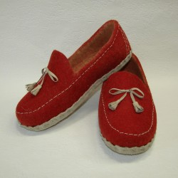 """40 slippers """"Moccasins"""""""