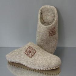 """41felt slippers """"RELAX"""""""