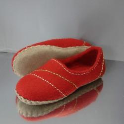 "42 felt slippers ""RHYTHM"""